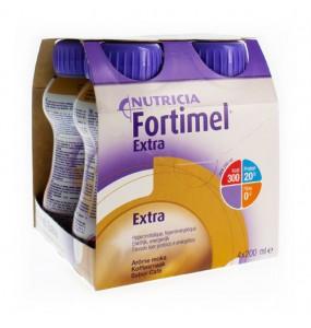 Fortimel Extra ΚΑΦΕΣ 4x200ml