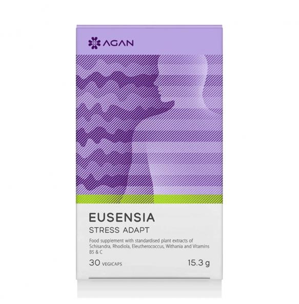 AGAN Eusensia STRESS ADAPT (30caps)