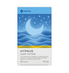 AGAN Hypnus Sleep Factors (20caps)