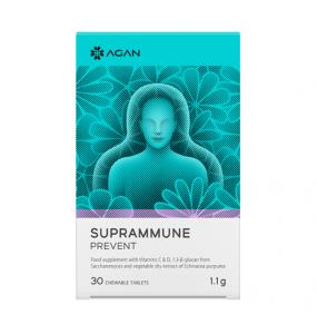 AGAN Suprammune Prevent (30vcaps)
