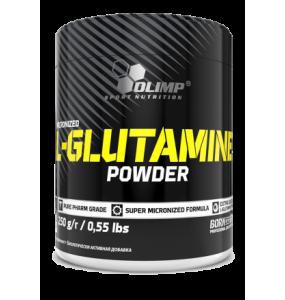Olimp L-Glutamine Powder 250gr