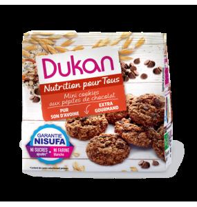 Dukan Μίνι Cookies βρώμης με κομμάτια σοκολάτας - 100γρ