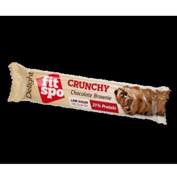 Fitspo Crunchy Πρωτεϊνική μπάρα με 20γρ πρωτεΐνης (64γρ)