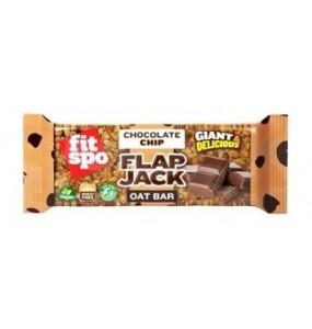 Fitspo Flapjack μπάρα βρώμης (90gr)