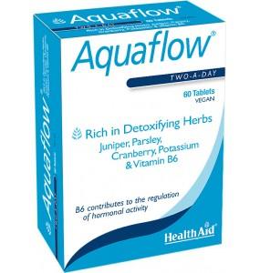 Health Aid Aquaflow Φυτικό διουρητικό - 60tabs