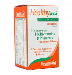 HEALTH AID MEGA MULTIVITAM*30TABL