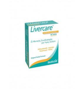 HEALTH AID LIVERCARE *60TABL