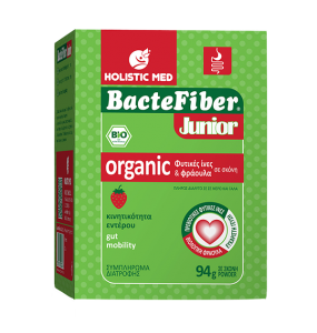 Holistic Med BacteFiber Junior 94gr