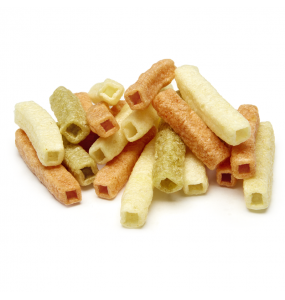 Kiddylicious Veggie Straws 9m+ Καλαμάκια Λαχανικών 12gr
