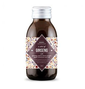 Organic Human Shot 'Τζίνσενγκ' 100 ml