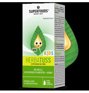 SUPERFOODS - HERBATUSS KIDS 120ml