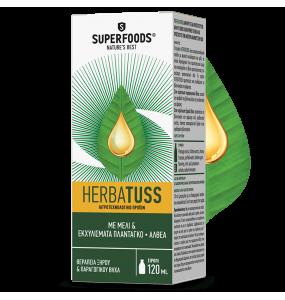 SUPERFOODS - HERBATUSS 120ml
