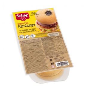 Schar Ψωμάκια για Χάμπουργκερ χωρίς Γλουτένη 300γρ