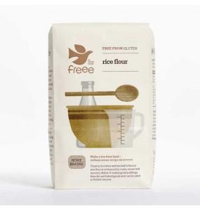 Doves Αλεύρι Ρυζιού χωρίς γλουτένη (1kg)