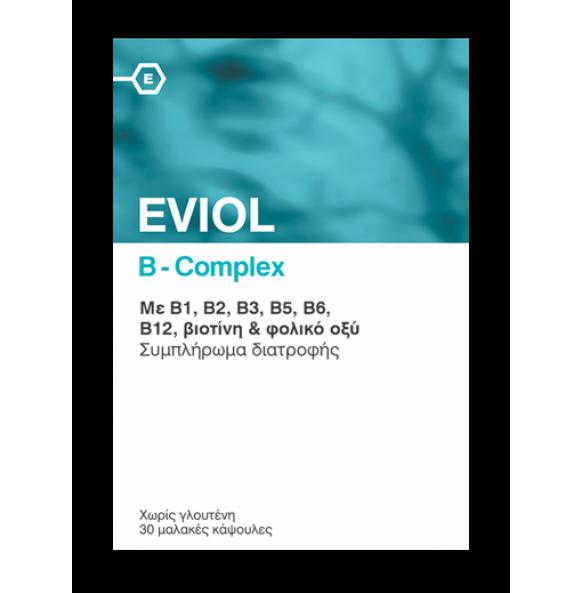 EVIOL B Complex 30 soft caps