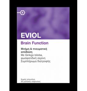 EVIOL Brain Function 30 soft caps