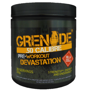 Grenade .50 Calibre Killa Cola Pre Workout 232γρ