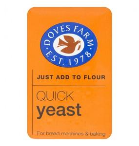 Doves Μαγιά για Ψωμί (125γρ)